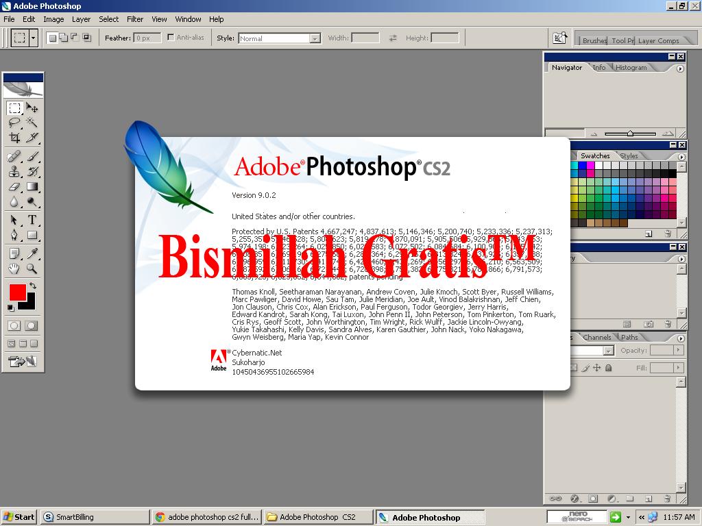 adobe photoshop cs2 brushes free download
